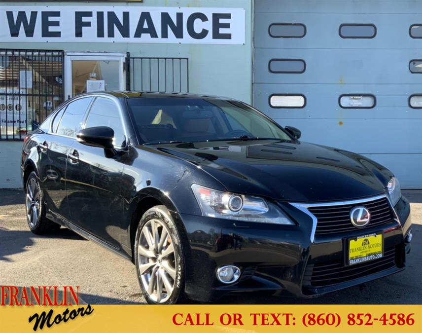 Used 2014 Lexus GS 350 in Hartford, Connecticut | Franklin Motors Auto Sales LLC. Hartford, Connecticut
