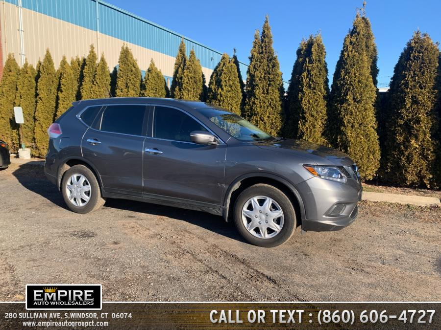 Used 2015 Nissan Rogue in S.Windsor, Connecticut | Empire Auto Wholesalers. S.Windsor, Connecticut