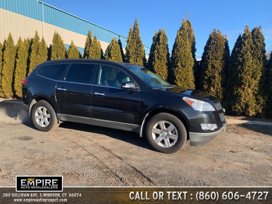 Used 2011 Chevrolet Traverse in S.Windsor, Connecticut | Empire Auto Wholesalers. S.Windsor, Connecticut