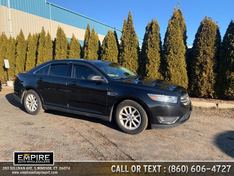 Used 2015 Ford Taurus in S.Windsor, Connecticut | Empire Auto Wholesalers. S.Windsor, Connecticut