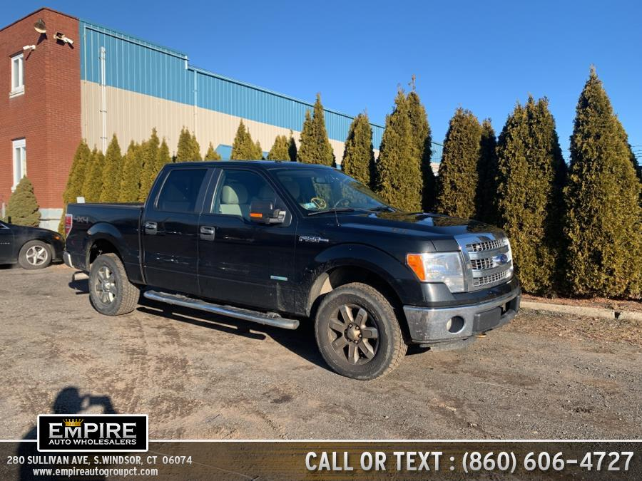 Used 2013 Ford F-150 in S.Windsor, Connecticut | Empire Auto Wholesalers. S.Windsor, Connecticut