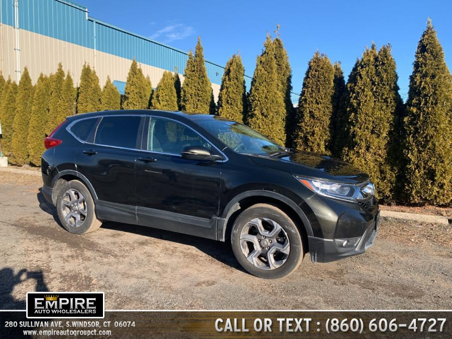 Used 2018 Honda CR-V in S.Windsor, Connecticut | Empire Auto Wholesalers. S.Windsor, Connecticut