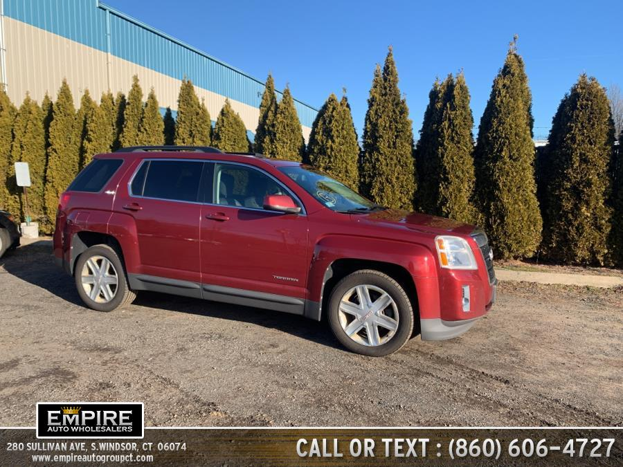 Used 2012 GMC Terrain in S.Windsor, Connecticut | Empire Auto Wholesalers. S.Windsor, Connecticut