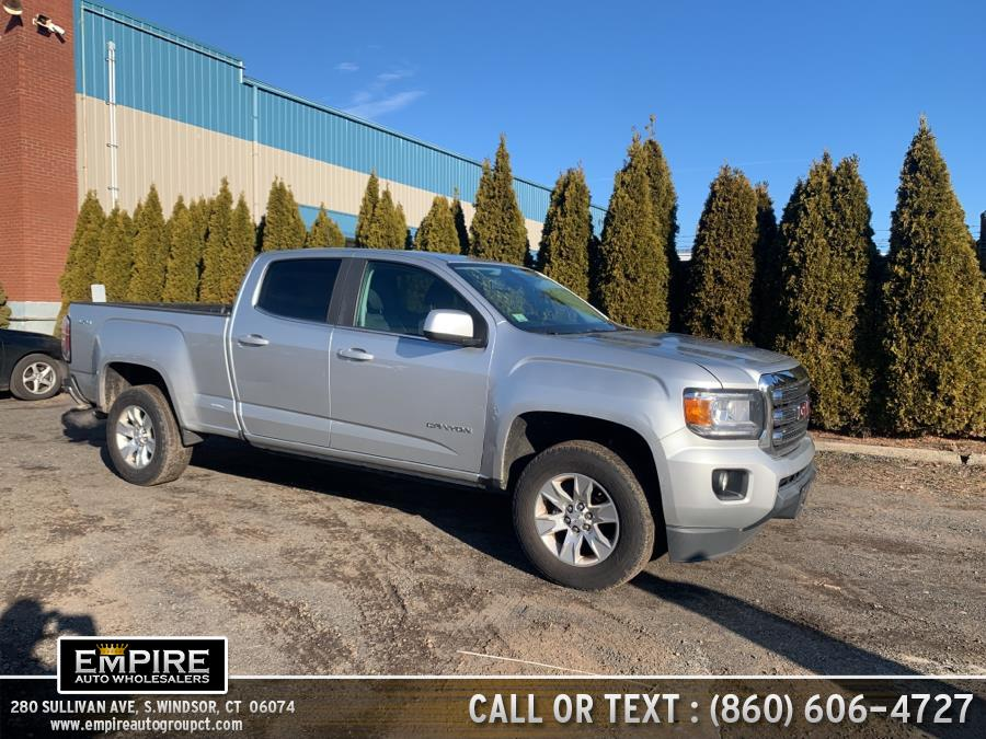 "Used GMC Canyon 4WD Crew Cab 128.3"" SLE 2015 