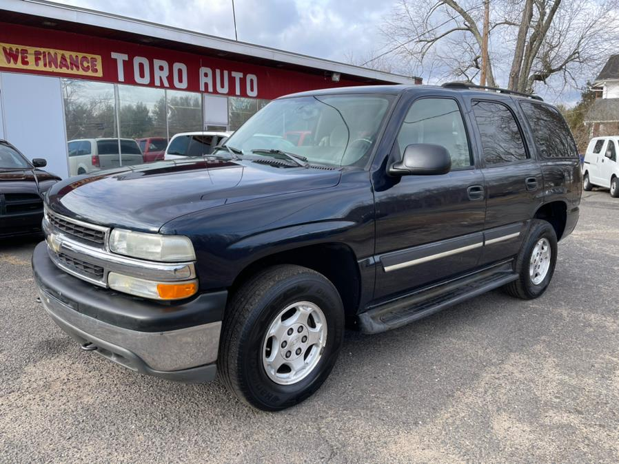 Used 2004 Chevrolet Tahoe in East Windsor, Connecticut | Toro Auto. East Windsor, Connecticut