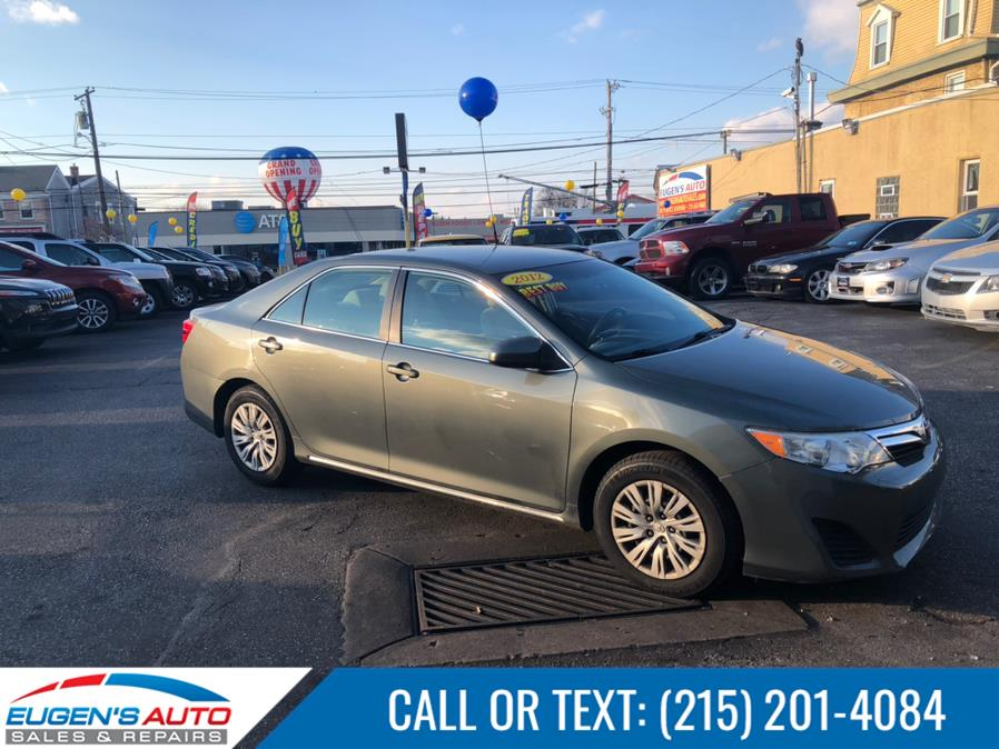 Used 2012 Toyota Camry in Philadelphia, Pennsylvania | Eugen's Auto Sales & Repairs. Philadelphia, Pennsylvania