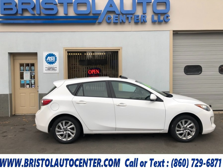 Used 2013 Mazda Mazda3 in Bristol, Connecticut | Bristol Auto Center LLC. Bristol, Connecticut