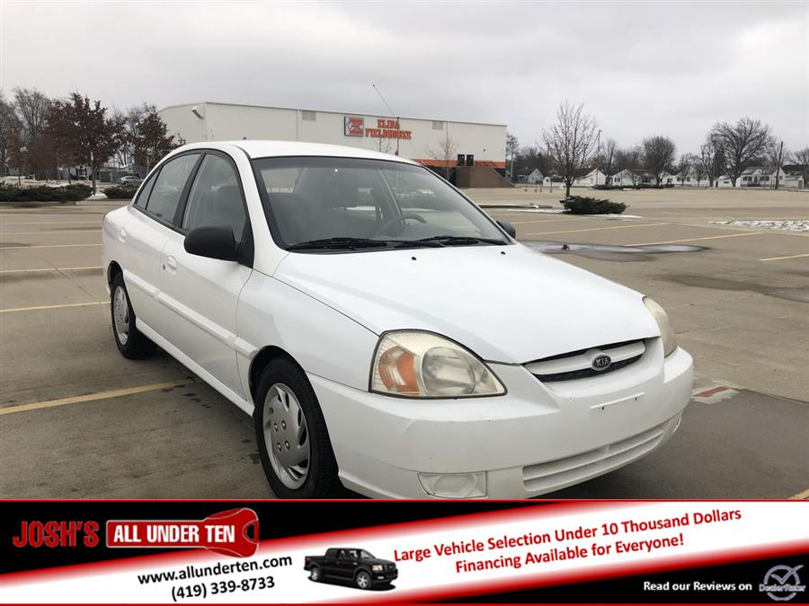 Used 2005 Kia Rio in Elida, Ohio | Josh's All Under Ten LLC. Elida, Ohio