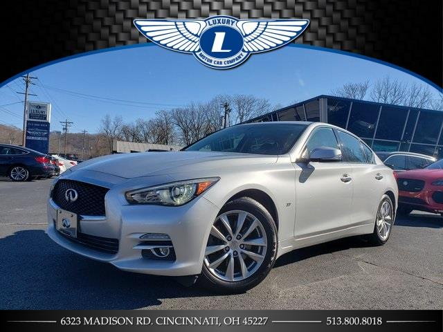 Used 2015 Infiniti Q50 in Cincinnati, Ohio | Luxury Motor Car Company. Cincinnati, Ohio