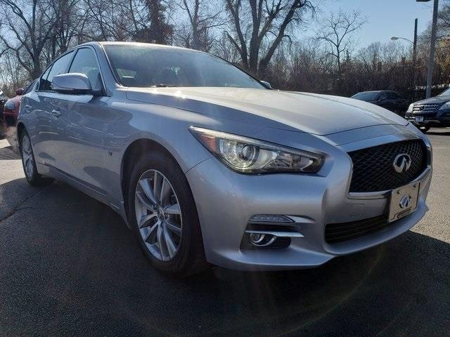 Used Infiniti Q50 Premium 2015 | Luxury Motor Car Company. Cincinnati, Ohio
