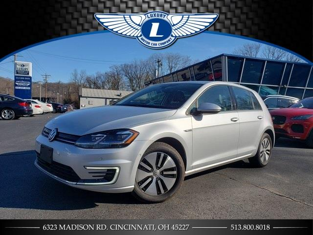 Used 2019 Volkswagen E-golf in Cincinnati, Ohio | Luxury Motor Car Company. Cincinnati, Ohio
