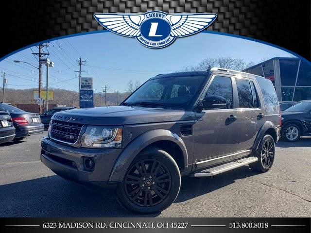 Used 2016 Land Rover Lr4 in Cincinnati, Ohio | Luxury Motor Car Company. Cincinnati, Ohio