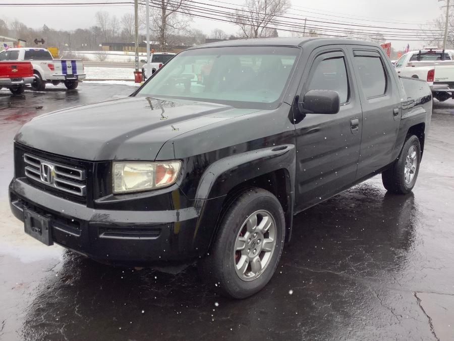 Used 2007 Honda Ridgeline in Ortonville, Michigan | Marsh Auto Sales LLC. Ortonville, Michigan