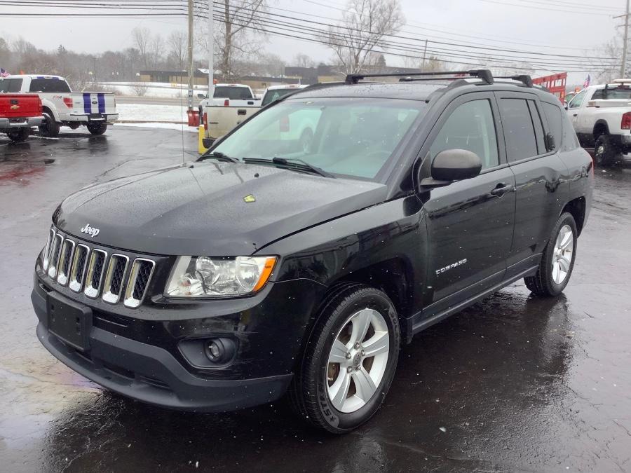 Used 2012 Jeep Compass in Ortonville, Michigan | Marsh Auto Sales LLC. Ortonville, Michigan