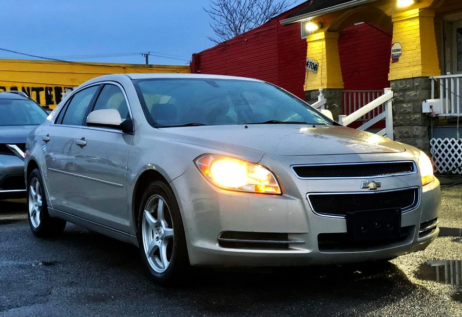 Used Chevrolet Malibu 4dr Sdn LT w/1LT 2010 | Temple Hills Used Car. Temple Hills, Maryland