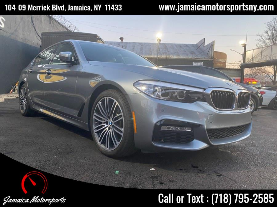 Used 2017 BMW 5 Series in Jamaica, New York | Jamaica Motor Sports . Jamaica, New York