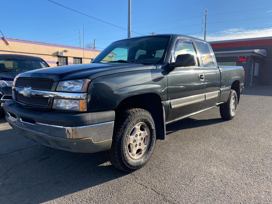 "Used Chevrolet Silverado 1500 Ext Cab 143.5"" WB 4WD 2004 