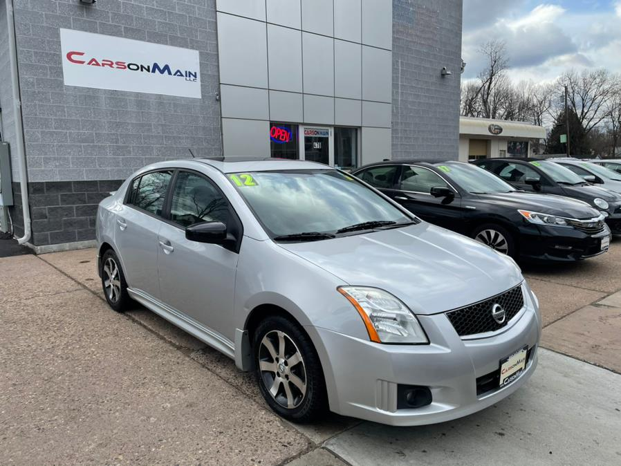 Used 2012 Nissan Sentra in Manchester, Connecticut | Carsonmain LLC. Manchester, Connecticut