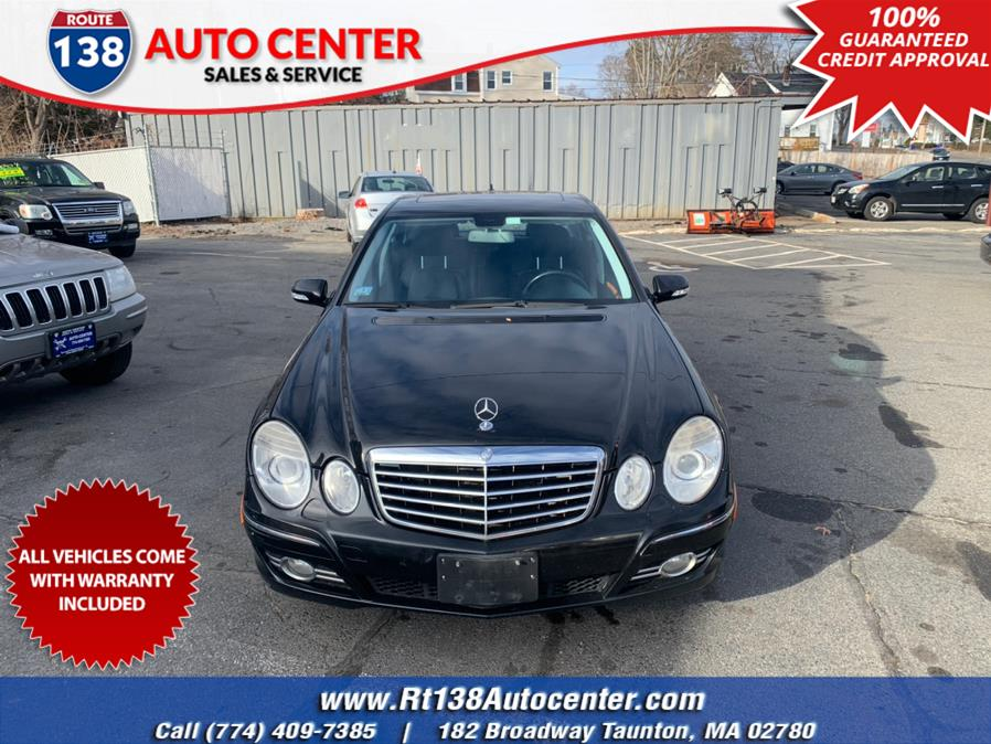 Used 2008 Mercedes-Benz E-Class in Taunton, Massachusetts | Rt 138 Auto Center Inc . Taunton, Massachusetts