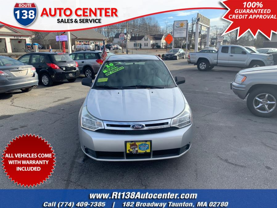 Used 2010 Ford Focus in Taunton, Massachusetts | Rt 138 Auto Center Inc . Taunton, Massachusetts