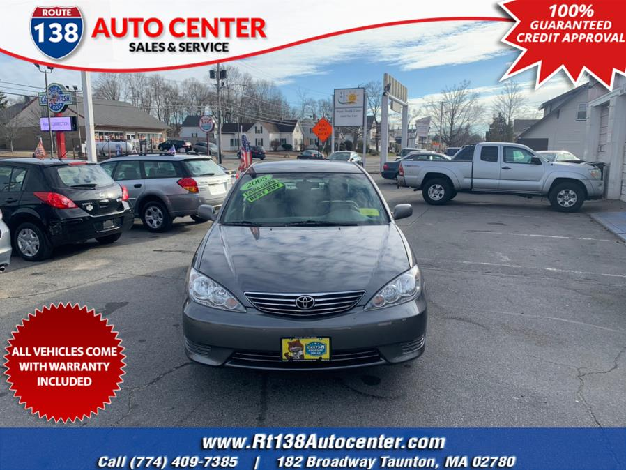 Used 2005 Toyota Camry in Taunton, Massachusetts | Rt 138 Auto Center Inc . Taunton, Massachusetts