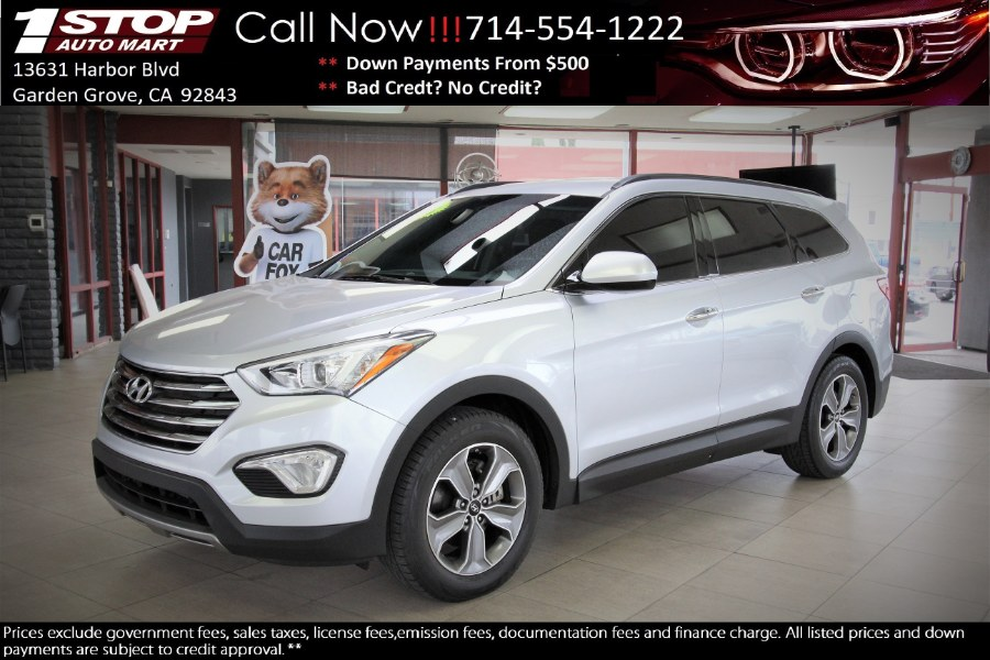 Used 2013 Hyundai Santa Fe in Garden Grove, California | 1 Stop Auto Mart Inc.. Garden Grove, California