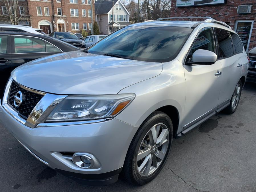 Used 2013 Nissan Pathfinder in New Britain, Connecticut | Central Auto Sales & Service. New Britain, Connecticut
