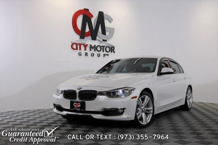 Used 2013 BMW 3 Series in Haskell, New Jersey | City Motor Group Inc.. Haskell, New Jersey