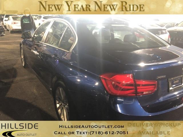 Used 2018 BMW 3 Series in Jamaica, New York | Hillside Auto Outlet. Jamaica, New York