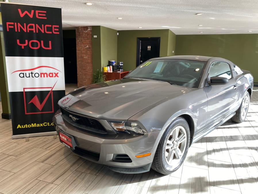 Used 2011 Ford Mustang in West Hartford, Connecticut | AutoMax. West Hartford, Connecticut