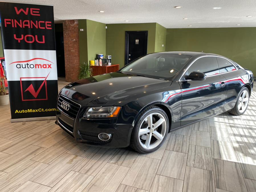 Used 2010 Audi A5 in West Hartford, Connecticut | AutoMax. West Hartford, Connecticut