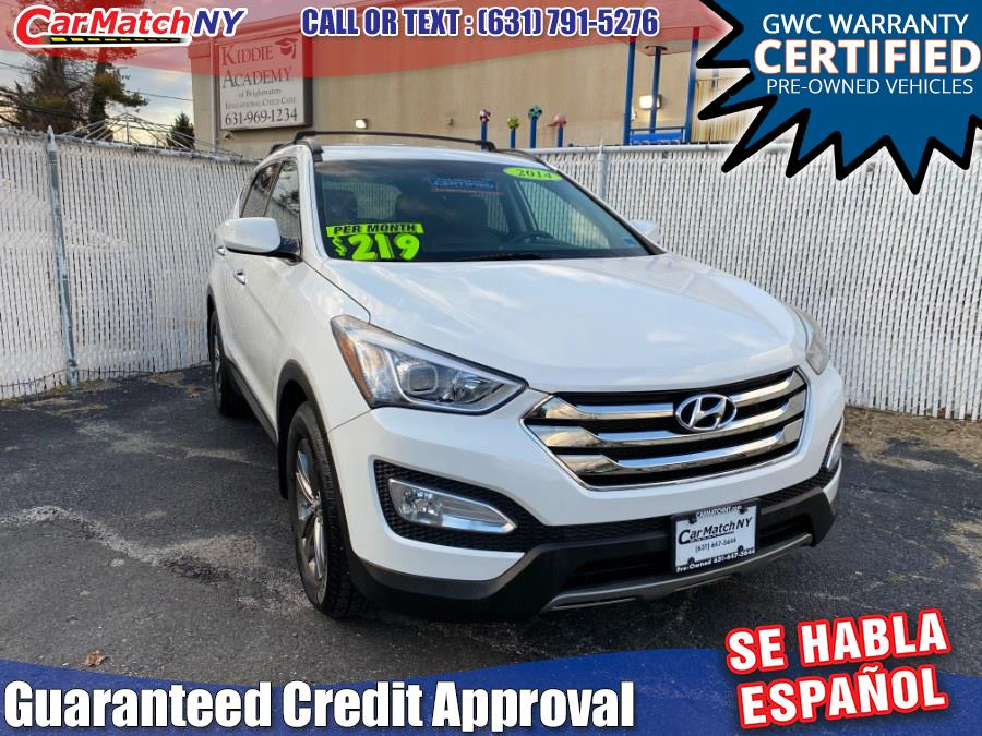 Used 2014 Hyundai Santa Fe Sport in Bayshore, New York | Carmatch NY. Bayshore, New York