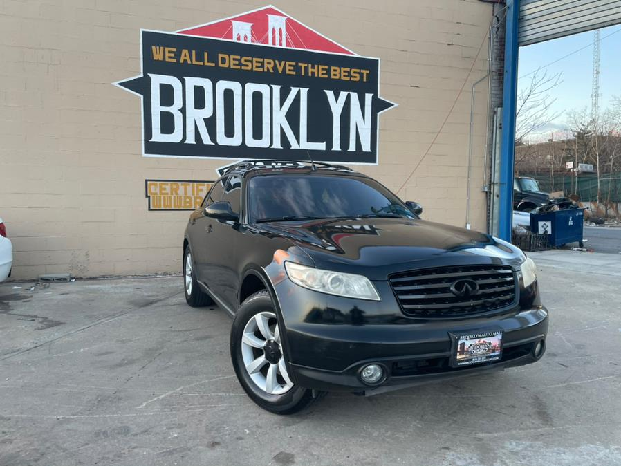 Used 2005 Infiniti FX35 in Brooklyn, New York | Brooklyn Auto Mall LLC. Brooklyn, New York