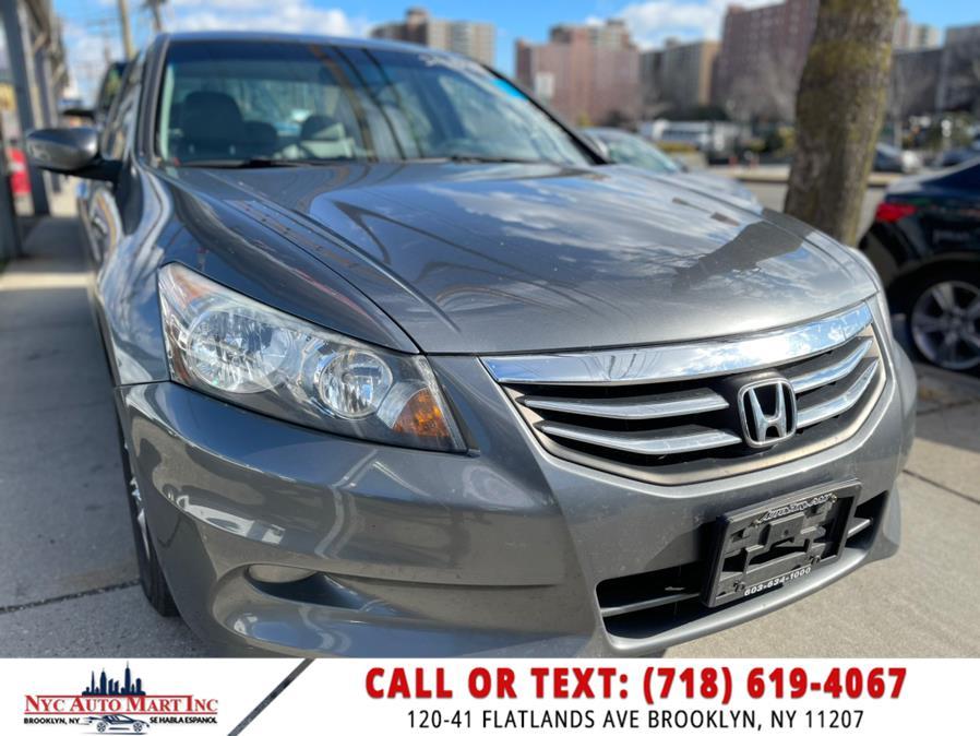 Used 2012 Honda Accord Sdn in Brooklyn, New York | NYC Automart Inc. Brooklyn, New York