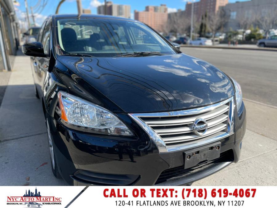 Used 2015 Nissan Sentra in Brooklyn, New York | NYC Automart Inc. Brooklyn, New York