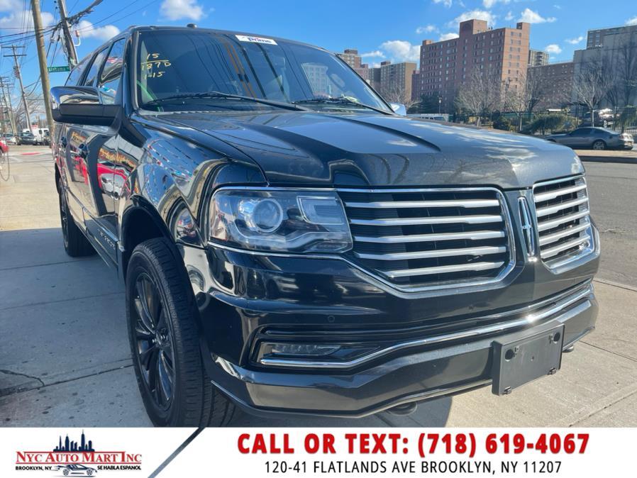Used 2015 Lincoln Navigator L in Brooklyn, New York | NYC Automart Inc. Brooklyn, New York