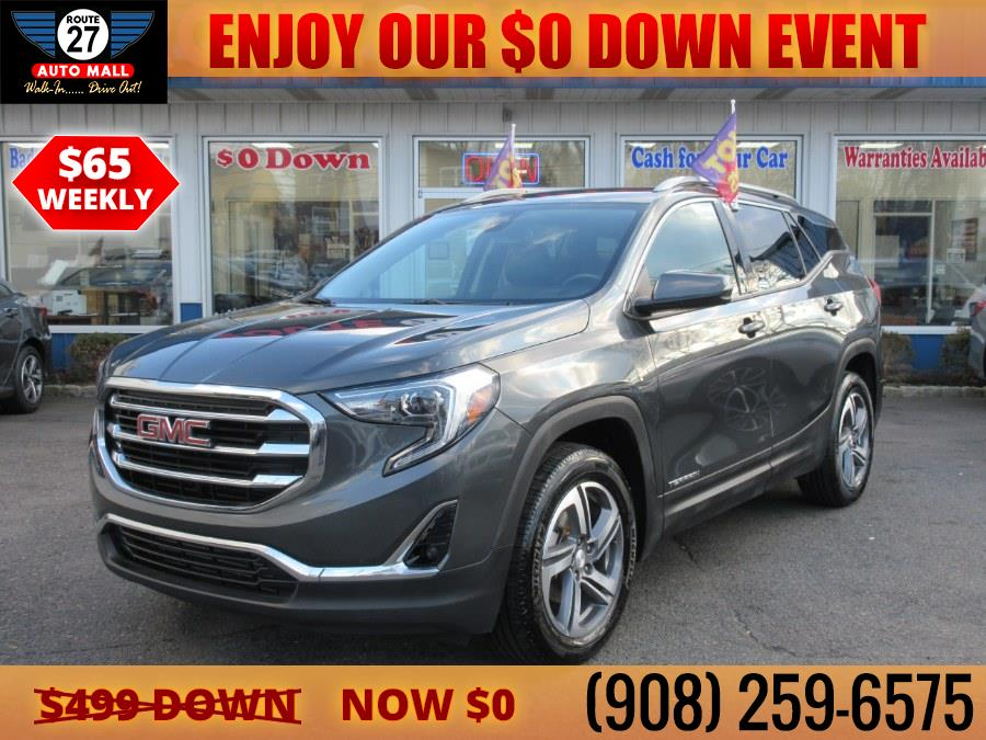 Used 2020 GMC Terrain in Linden, New Jersey | Route 27 Auto Mall. Linden, New Jersey
