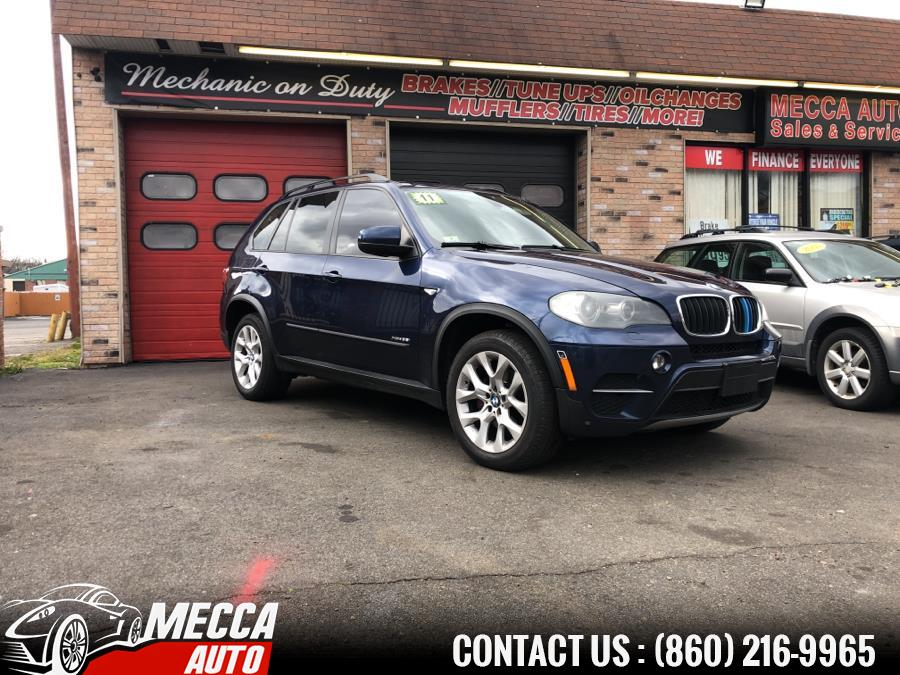Used 2011 BMW X5 in Hartford, Connecticut | Mecca Auto LLC. Hartford, Connecticut