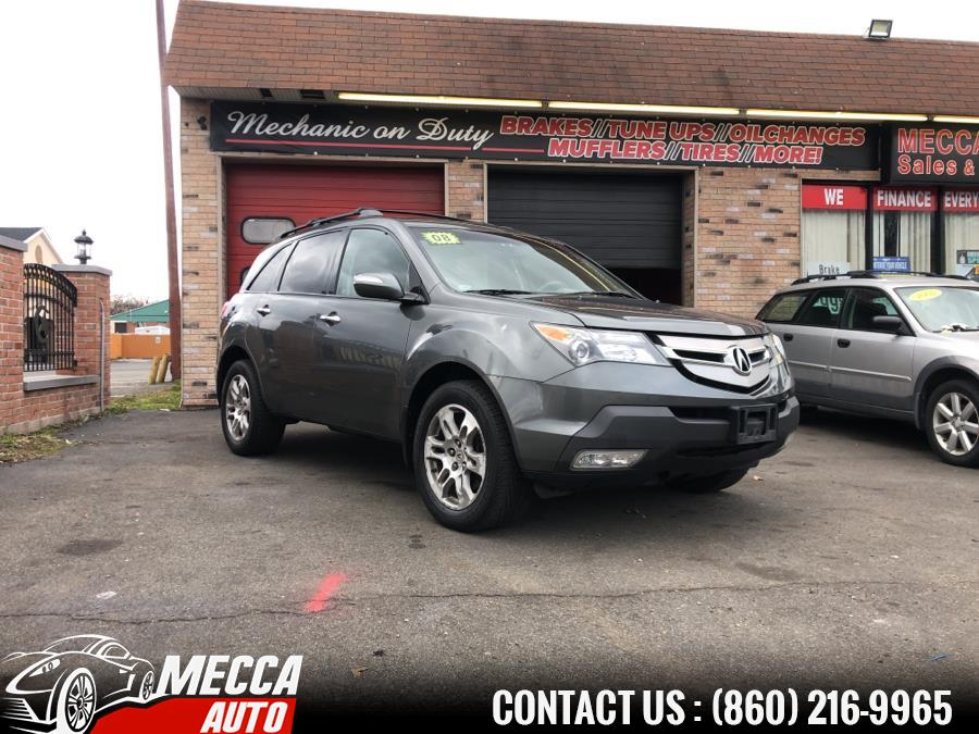 Used 2008 Acura MDX in Hartford, Connecticut | Mecca Auto LLC. Hartford, Connecticut