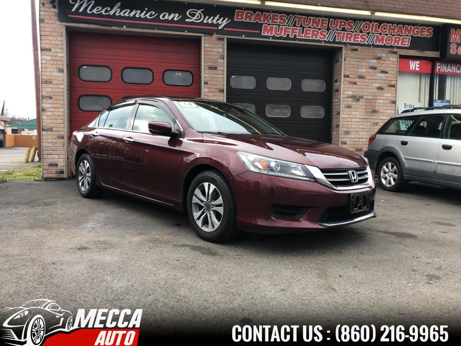 Used 2014 Honda Accord Sedan in Hartford, Connecticut | Mecca Auto LLC. Hartford, Connecticut