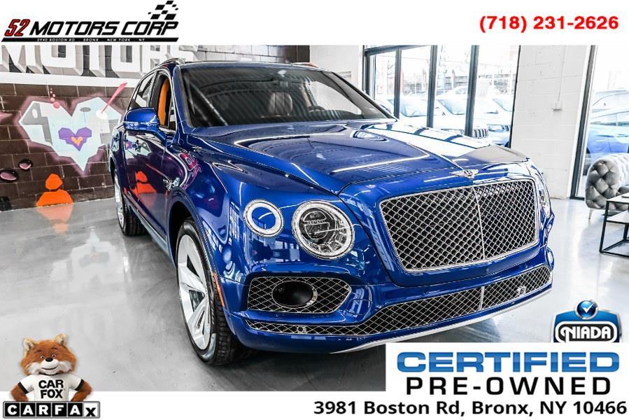Used 2017 Bentley Bentayga in Woodside, New York | 52Motors Corp. Woodside, New York