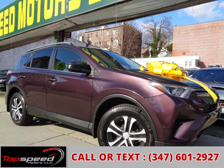 Used 2018 Toyota RAV4 in Jamaica, New York | Top Speed Motors LLC. Jamaica, New York