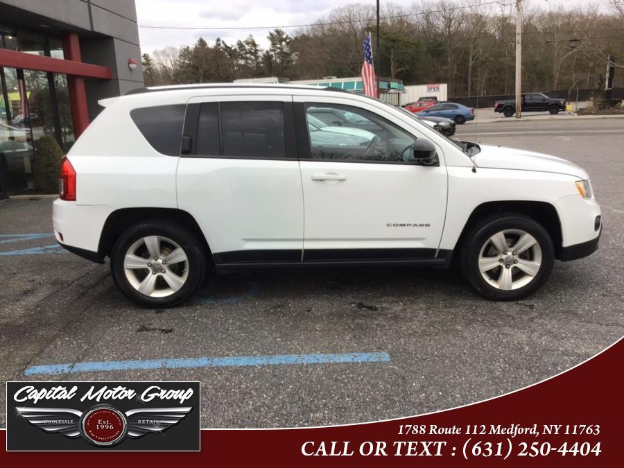 Used Jeep Compass 4WD 4dr Latitude 2012 | Capital Motor Group Inc. Medford, New York
