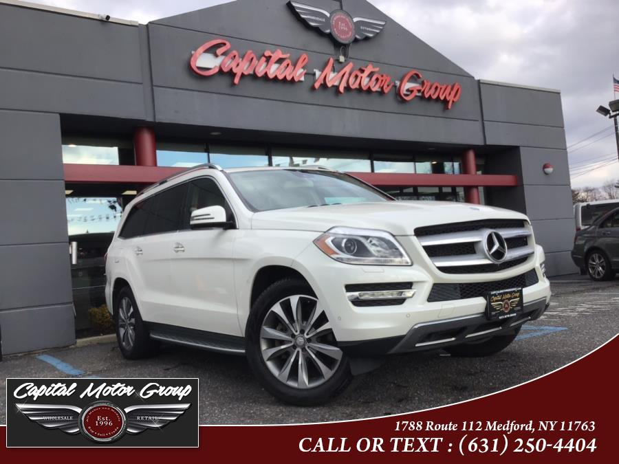 Used 2015 Mercedes-Benz GL-Class in Medford, New York | Capital Motor Group Inc. Medford, New York