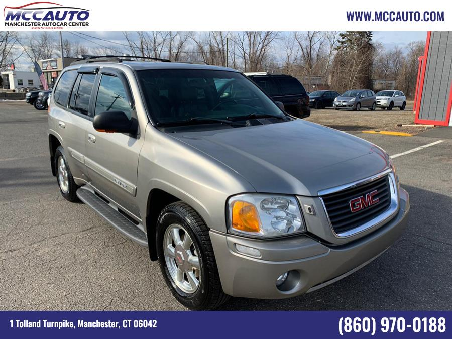 Used 2002 GMC Envoy in Manchester, Connecticut | Manchester Autocar Center. Manchester, Connecticut