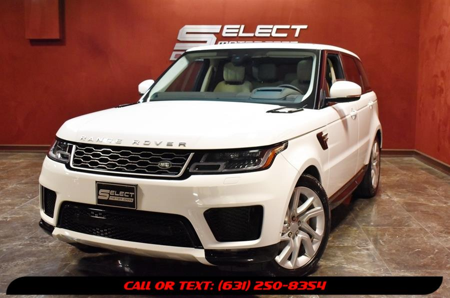 Used 2019 Land Rover Range Rover Sport in Deer Park, New York | Select Motor Cars. Deer Park, New York