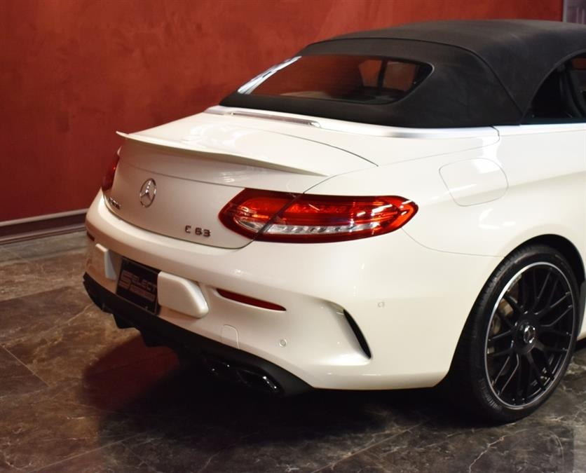 Used Mercedes-benz C-class AMG C 63 2017 | Select Motor Cars. Deer Park, New York