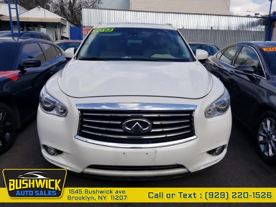 Used 2013 Infiniti JX35 in Brooklyn, New York | Bushwick Auto Sales LLC. Brooklyn, New York