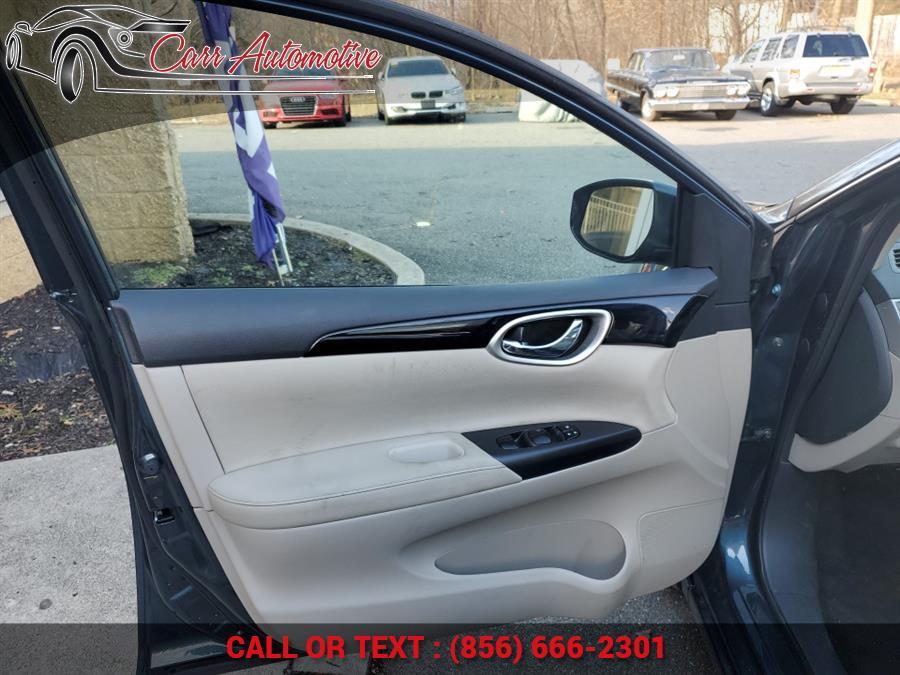 Used Nissan Sentra 4dr Sdn I4 CVT SV 2016 | Carr Automotive. Delran, New Jersey