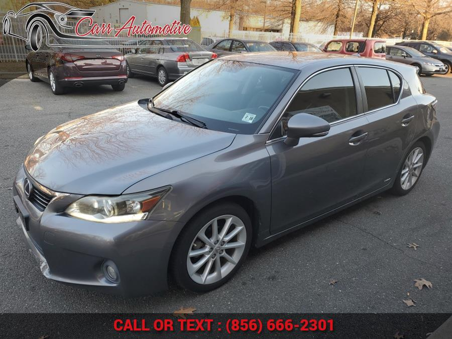 Used 2013 Lexus CT 200h in Delran, New Jersey | Carr Automotive. Delran, New Jersey